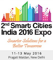 2nd Smart Cities India 2016