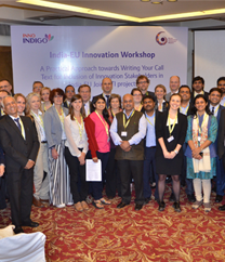 INNO INDIGO: India-EU Innovation Workshop