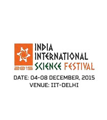 India International Science Festival 2015 with 3000 Young Scientists starts at IIT Delhi