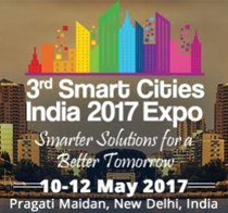 3rd Smart Cities India 2017 expo