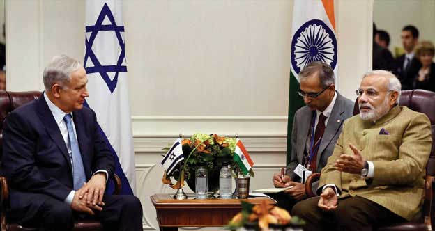 PM Narendra Modi's 3-day visit: India, Israel may create $40-million innovation fund
